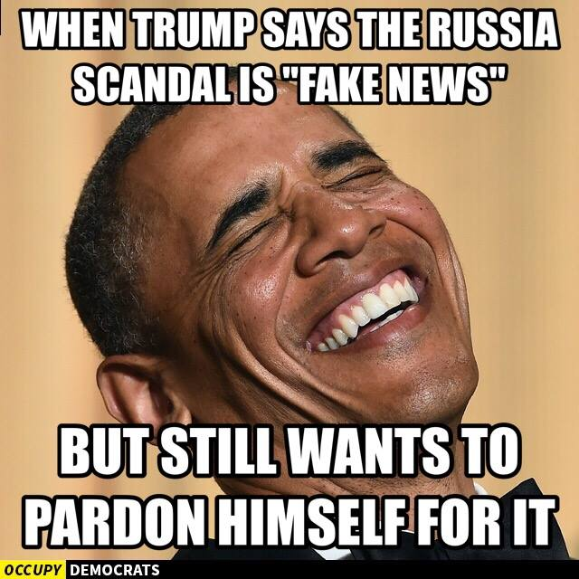 trump fake pardon the 45 funniest anti trump memes the political punchline