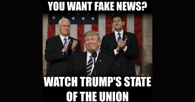 The 25 Funniest State of the Union Memes