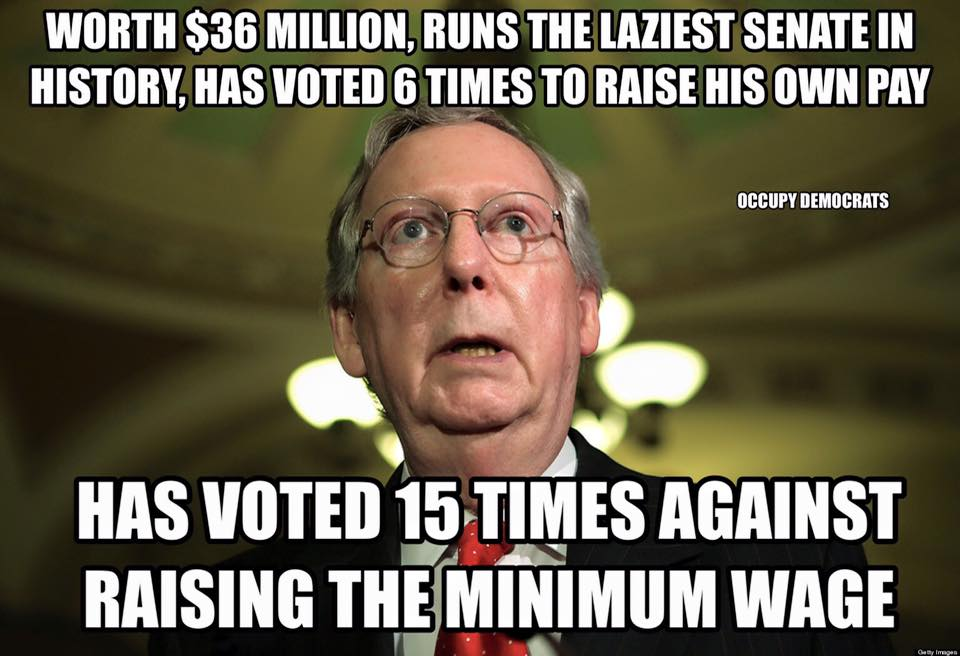 mcconnell-lazy - The Political Punchline