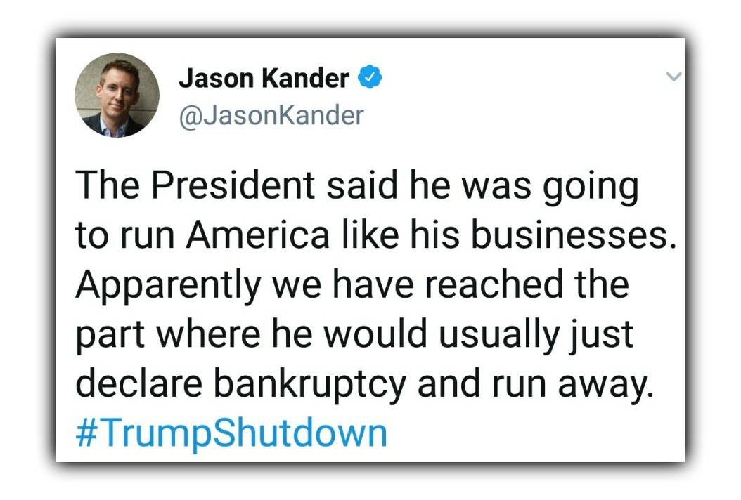 The 25 Funniest Trump Shutdown Memes