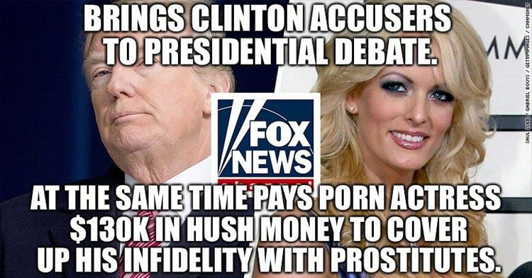 The 30 Funniest Reactions to the Trump-Stormy Daniels Sex Scandal