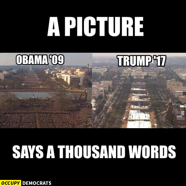 This image has an empty alt attribute; its file name is trump-vs-obama-inauguration-crowds.png