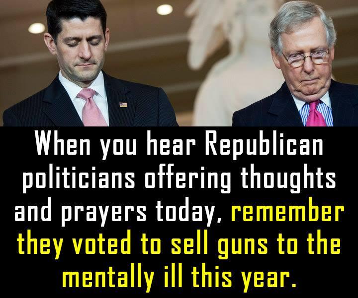 republicans gun mentally ill 40 clever anti gun memes everyone should see the political punchline