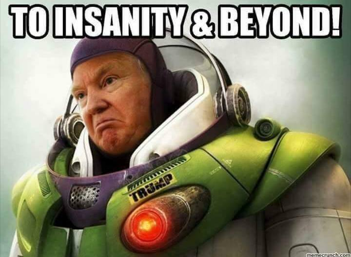 25 Hilarious Memes Mocking Trump's Space Force
