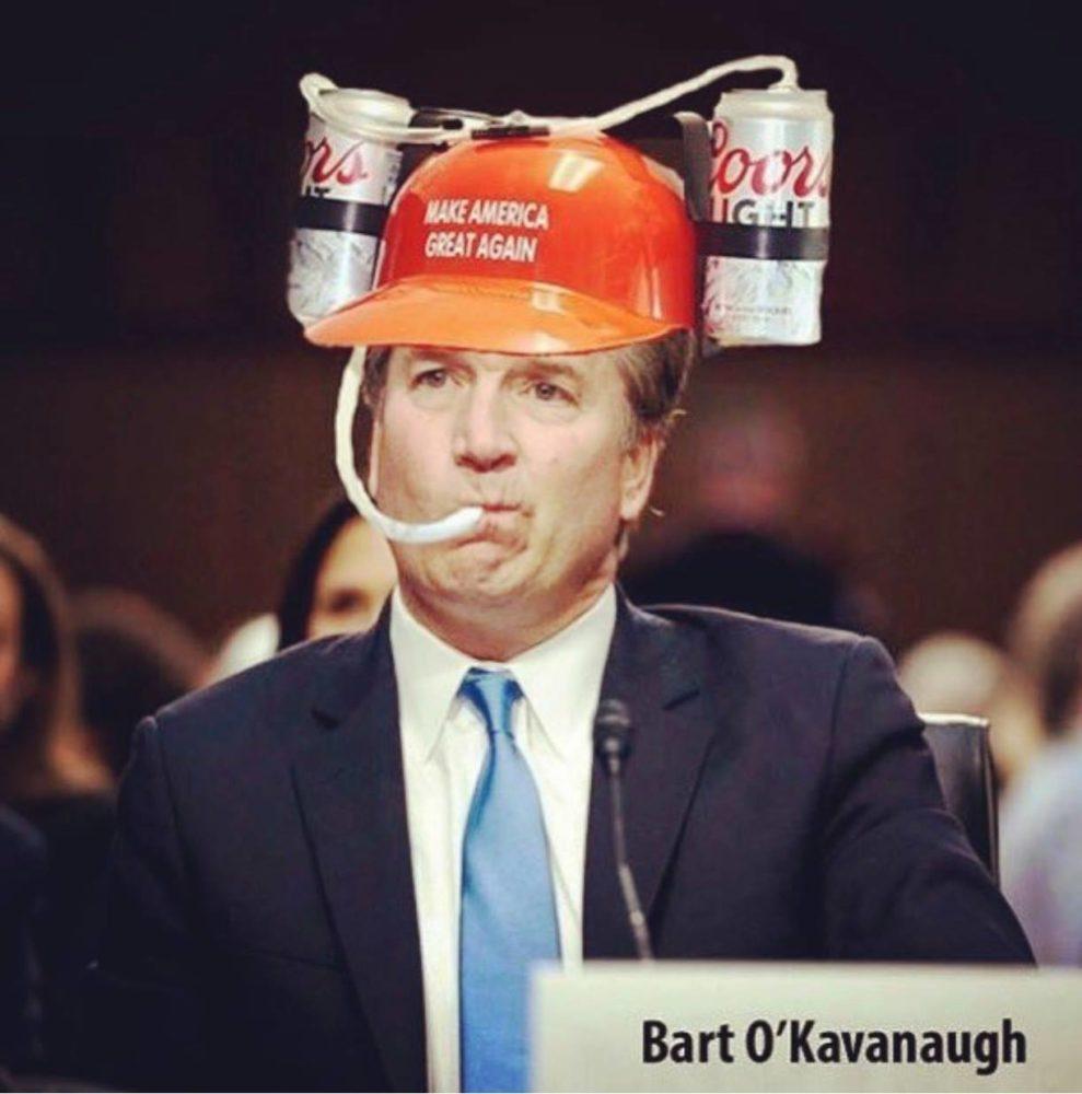 40 Brutal Memes Reacting to the Kavanaugh-Ford Hearings