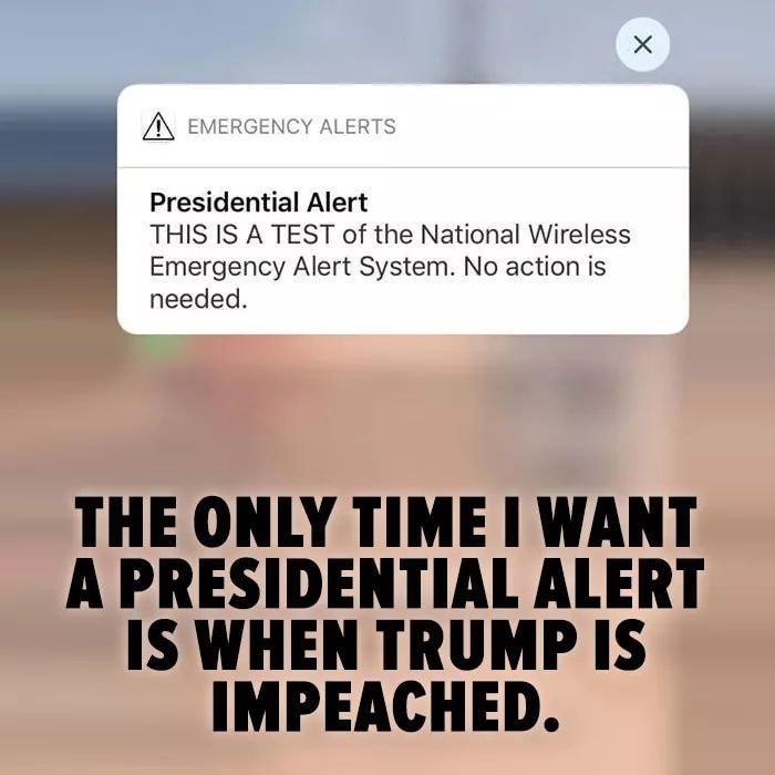 20 Brutally Hilarious Memes Reacting To Trump S Presidential Alert