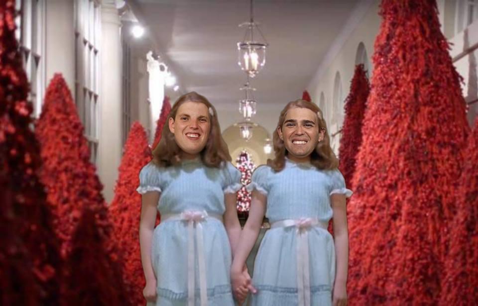 Christmas Trump Funny.20 Hilarious Memes Mocking Melania Trump S Blood Red