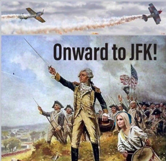30 Hilarious Memes Mocking Trump's Revolutionary War Airports Gaffe