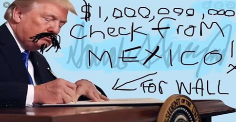 The 40 Funniest Trump 'Sharpiegate' Memes