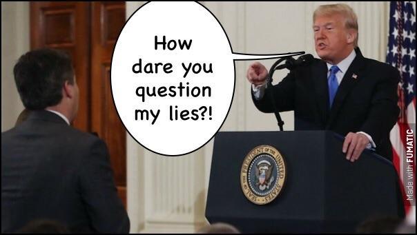 20 Brutal Memes Proving Trump Is A Pathological Liar