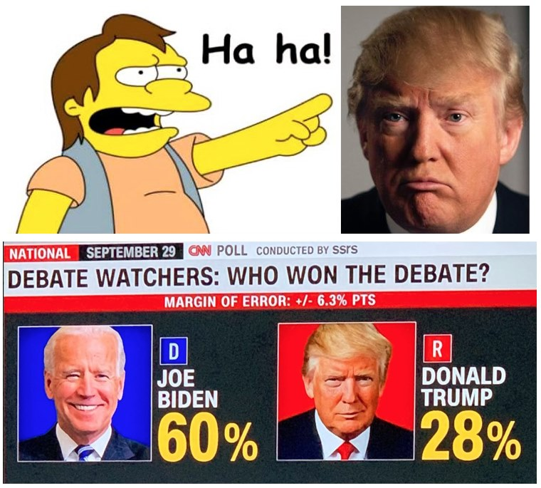 40 Of The Funniest Presidential Debate Memes The Political Punchline