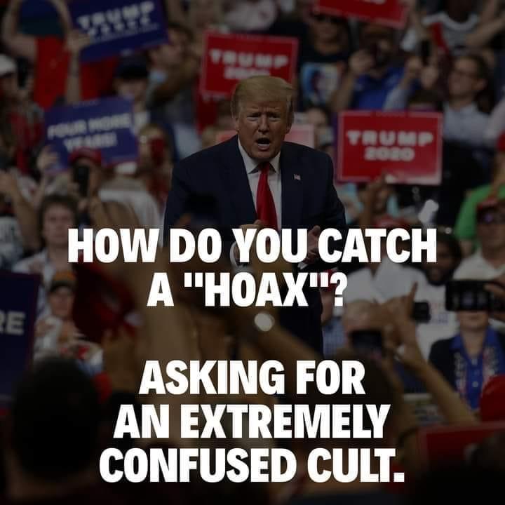 40 Memes Reacting to Trump's Coronavirus Diagnosis